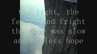 on the brink of it all by ever stays red- with lyrics
