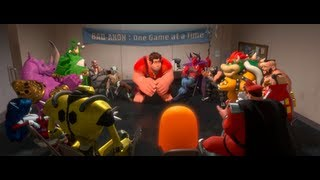 Wreck-It Ralph (2012) Video