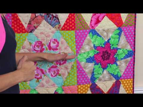 Sizzix Quilting: Hex Star with Victoria Findlay Wolfe