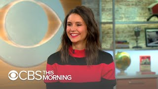 """Why Nina Dobrev says she originally didn't want """"Fam"""" pilot to get picked up"""