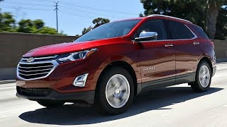 2018 Chevrolet Equinox - Review and Road Test