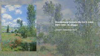 Brandenburg Concerto No. 5 in D major, BWV 1050