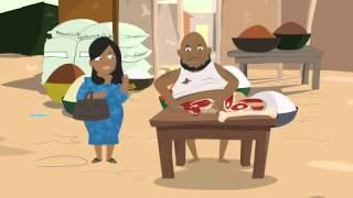 Brazilian Kpomo (GTBank Mobile Money Animation)