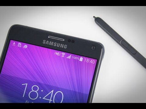 Battery: Samsung Galaxy Note 4 100% - 0% | Akku Check
