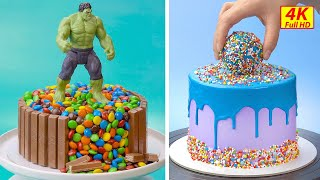 Quick & Simple Colorful Cake Decorating Recipes | So Yummy Chocolate Cake Ideas | How To Cake