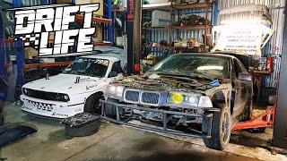 Drift Life #28 - Naprawa Gruza BMW E36