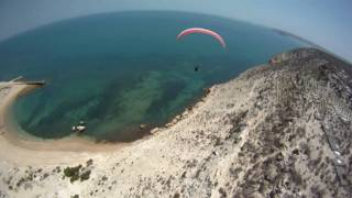 preview picture of video 'Parapente Madagascar - Cap au sud (part 03)'
