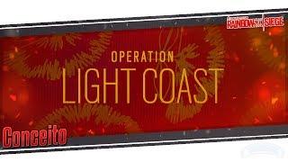 DLC LIGHT COAST | Como Seria a Temporada da NOVA ZELÂNDIA!? - Rainbow Six: Siege Operation Wishlist