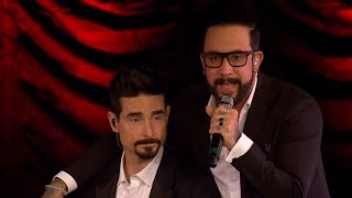 Backstreet Boys - Shape Of My Heart (Live at Dominion Theatre London)