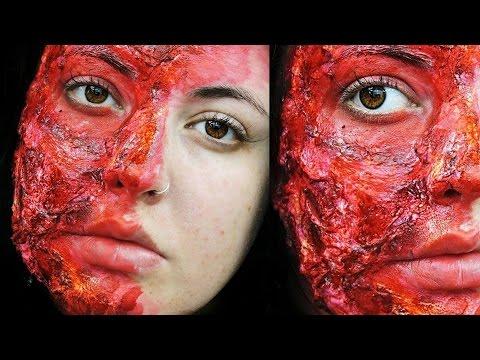 Otbeliwajuschtschije die Masken für kombiniert die Gesichtshäute