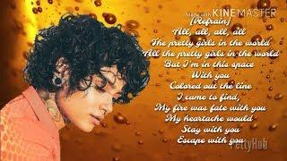 Kehlani  Honey (Lyrics)