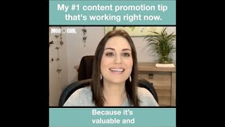 Get More Eyes On Your Content With This One Promotion Tip