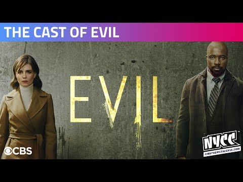 The Cast of Evil Dissects Season One and Teases What's Ahead for Season Two