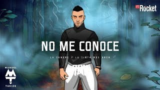 No me conoce - Manuel Turizo (Video)