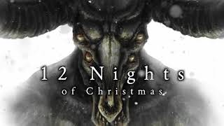 Dark Christmas Music - 12 Days of Christmas | 12 Nights of Christmas