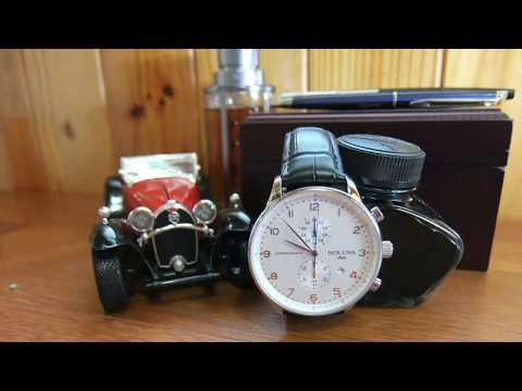 """Holuns """"Portugues"""" W23100 : Un gran reloj, literalmente."""
