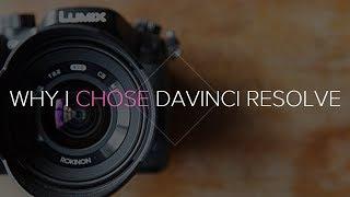 Why I Chose Davinci Resolve Studio 14 Over Adobe Premiere Pro