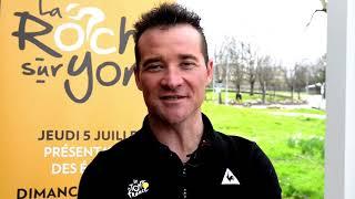 Tour de France | Thomas VOECKLER invite les Yonnais et Yonnaises à devenir bénévoles sur le Tour
