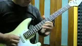 Don Mentony band - Pa mi rekla je ne (solo lesson)