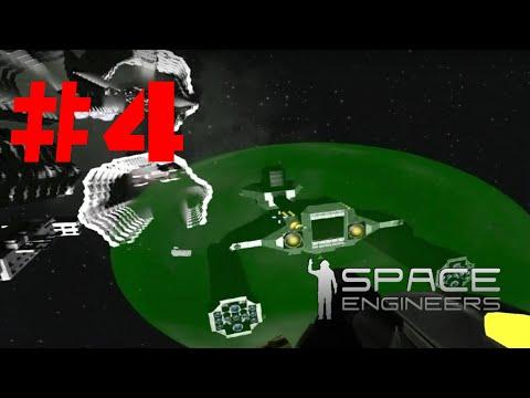 Space Engineers EP04 : Pokec + Vianočné prekvapenia