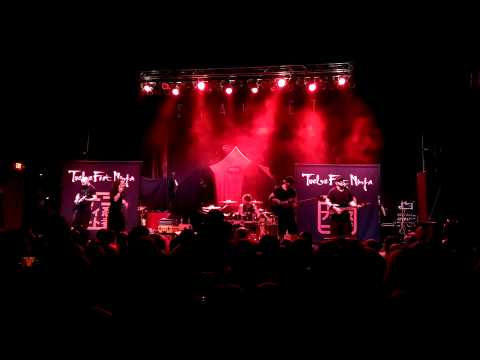 Twelve Foot Ninja - Deluge Live from LC Pavilion