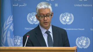 Situation remains grim for civilians in Syria & other topics - Press Briefing (21 June 2017)