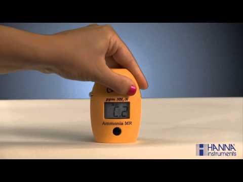 Video instructivo HI 715