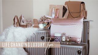 Life Changing Luxury Travel Packing Hacks No One Will Tell You!   INMYSEAMS