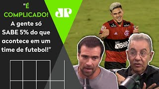 'O que pode explicar o Pedro na reserva do Flamengo?' Veja debate!