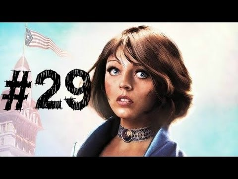 Bioshock Infinite Gameplay Walkthrough Part 29 - The Prisoner - Chapter 29
