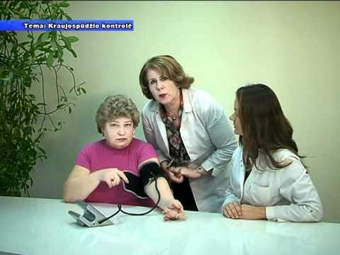 Hipertenzija ir karščiavimas