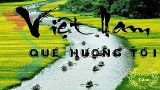Việt Nam Quê Hương Tôi [Karaoke +Lyrics]