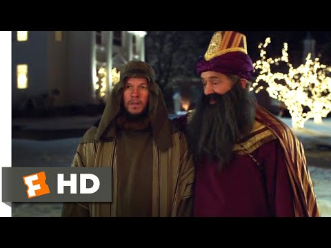 Daddy's Home 2 (2017) - Four Dads-a-Fighting Scene (8/10) | Movieclips