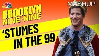 'Stumes of the Nine-Nine - Brooklyn Nine-Nine (Mashup)