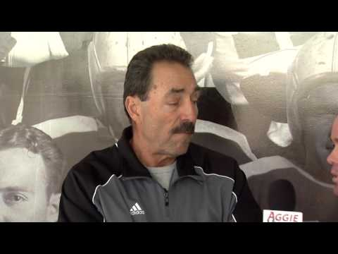NM State Football - Welcome Frank Spaziani