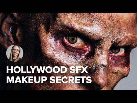 Online Makeup Academy - Special Effects Makeup Course - YouTube