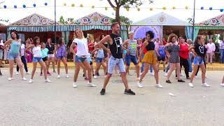Fuego Choreography The Rob Times Flash Mob