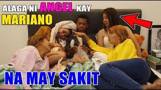SOBRANG ALALA NI ANGEL KAY MARIANO | SY Talent Entertainment
