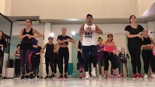 Prince Royce & Marc Anthony   Adicto Zumba Fitness