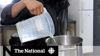 Living Without Safe And Reliable Drinking Water On Manitoba First Nation