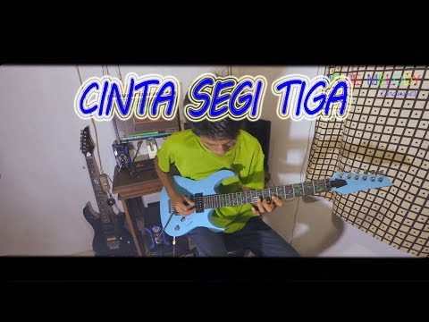Cinta Segi Tiga Guitar Cover Instrument By Hendar