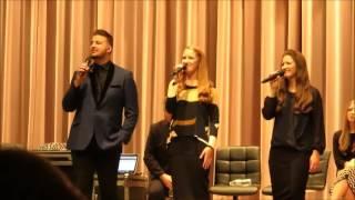 Wherever You Are - Collingsworth Family 9.9.16