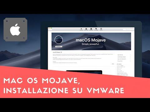 Install macOSX Mojave 10 14 on VMWare ESXi 6 7 - part 2