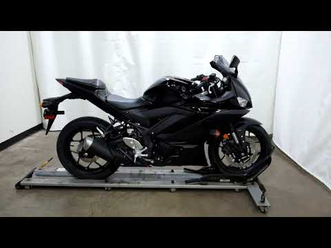 2021 Yamaha YZF-R3 ABS in Eden Prairie, Minnesota - Video 1