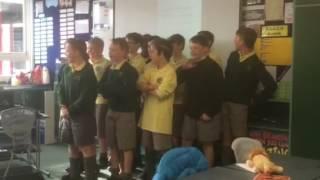 Boys house chant