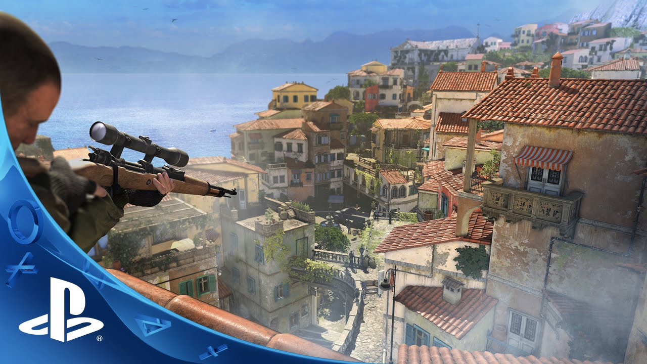 Sniper Elite 4 Launches This Year on PS4