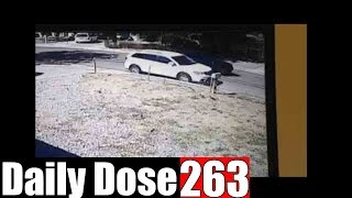 HIT AND RUN CAUGHT ON TAPE!!! - #DailyDose Ep.263 | #G1GB