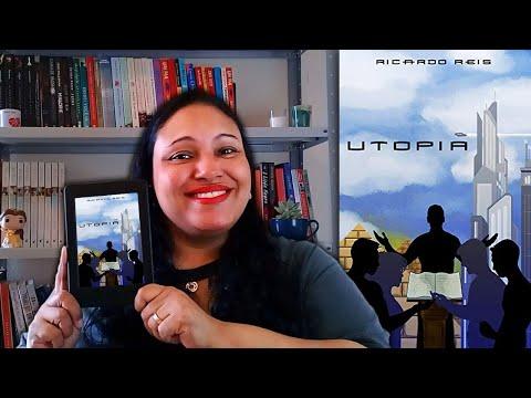 UTOPIA, de Ricardo Reis || Grazi Monteiro