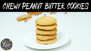 peanut butter cookie recipe with confectioners sugar