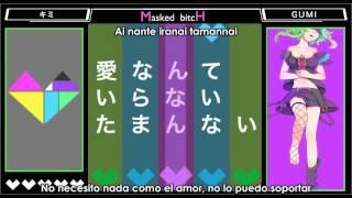 Shoose - Masked bitcH (Sub. Español)